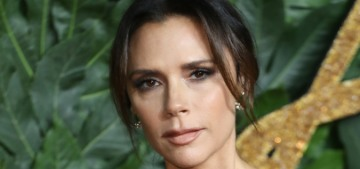Victoria Beckham on the rumors of marriage trouble: 'It can get quite frustrating'