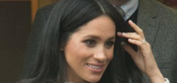 Duchess Meghan made avocado toast & truffles for her makeup artist friend
