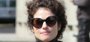 Remember Professor Neri Oxman?  She's newly married & expecting a baby.