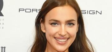 Irina Shayk: 'I don't believe in facials,' it's just paying $300 to 'rub cream on your face'