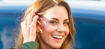 Duchess Kate 'currently driving a research project' involving UK children