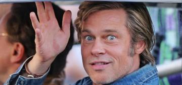 ET: Brad Pitt 'isn't looking for an actress as a lifetime partner'