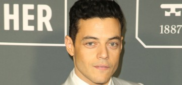 Rami Malek says he 'was not aware of' the allegations against Bryan Singer