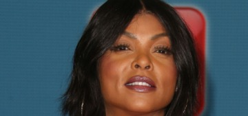 Taraji P. Henson posted a very strange video about #MuteRKelly & Harvey Weinstein