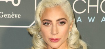 Lady Gaga claims she slept through the Oscar noms & 'didn't know anything about it'