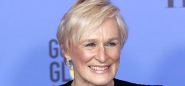 Glenn Close: 'I feel as free and as creative, as sexual and as eager, as I ever have'