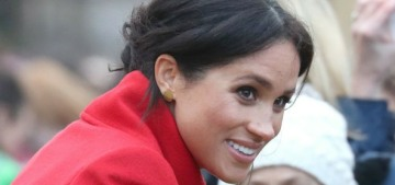 The Duke & Duchess of Sussex did an event for the Endeavor Awards