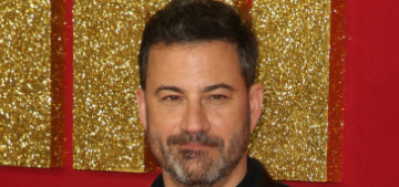 Jimmy Kimmel: Barbra Streisand wanted us to switch seats & not mention it