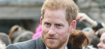 VF: Prince Harry is an early-rising, juicing, yoga-loving non-smoker now