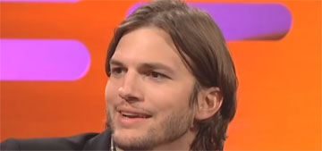 Ashton Kutcher asked Jennifer Aniston's then-husband Pitt if he could ask her out (update)