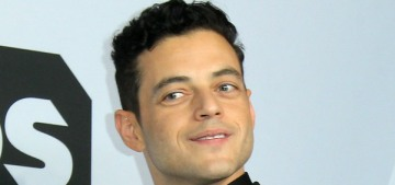 Rami Malek picked up the SAG Award for lead actor: is he the Oscar favorite?