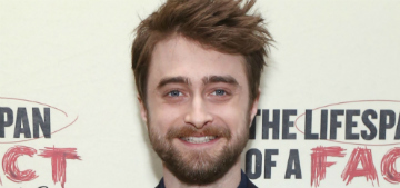 Daniel Radcliffe tells Tom Brady to get rid of the MAGA hat