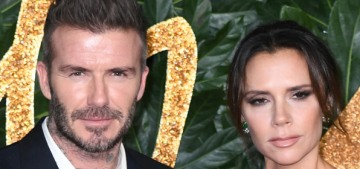 Victoria Beckham: Our family has 'always been a pro-female household'