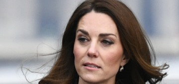 Countess Kate repeats a years-old tartan McQueen coatdress for a Scottish trip