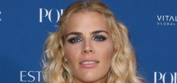 Busy Philipps helped a scooter crash victim: 'Scooters are dangerous, I hate them'