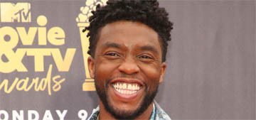 Chadwick Boseman perfectly explained privilege backstage at the SAGs