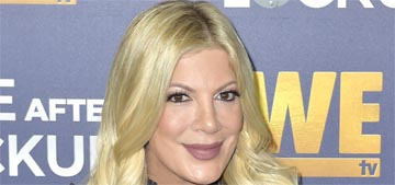 Tori Spelling ordered to pay 88k to American Express for unpaid debts