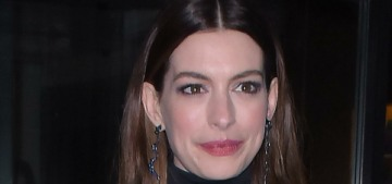 Anne Hathaway's new vibe is 'not apologizing for taking up space'