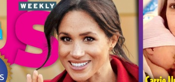 Duchess Meghan & Harry are in a 'race against time' to complete the Frogmore reno
