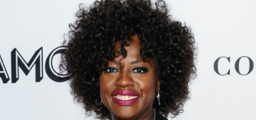 Viola Davis: 'When you talk about anything about menopause, men just die'