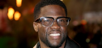 Kevin Hart is still complaining about how people can't move past his homophobia