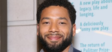Police release a grainy image of the 'persons of interest' in Jussie Smollett's attack