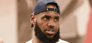 Are LeBron James & Michael Jordan in the middle of some simmering beef?