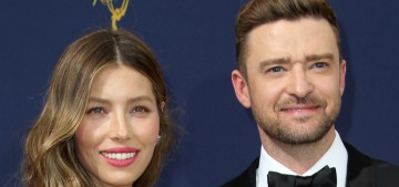 Dear Justin Timberlake, if your wife falls asleep in the car, don't wake her up