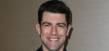 Max Greenfield dishes on his steamy sex scene in the new Veronica Mars
