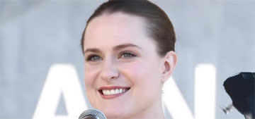 Evan Rachel Wood on her stay in a mental hospital: 'The worst, best thing'