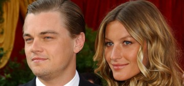 Gisele Bundchen 'numbed' herself with alcohol & cigarettes when she was with Leo