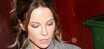 Kate Beckinsale, 45, made her public couple-debut with Pete Davidson, 25