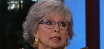 Rita Moreno visited Trump's tacky penthouse: 'He mentioned the price of everything'