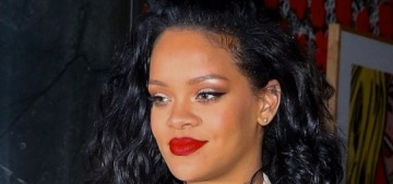 Rihanna 'recently finished recording her ninth album,' three years after 'Anti'