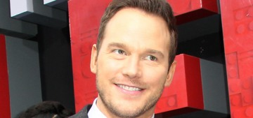 Chris Pratt's wedding to Katherine will be a 'fall, winter kind of thing'