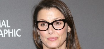 Was Bridget Moynahan shady on Twitter during the Super Bowl?
