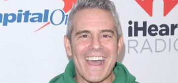 Andy Cohen, 50, welcomed son Benjamin Allen Cohen via surrogacy