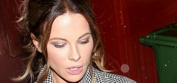 Kate Beckinsale isn't 'looking to get serious' with Pete Davidson, okay?