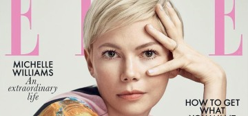 Michelle Williams 'doesn't relate' to social media, 'which probably makes me irrelevant'