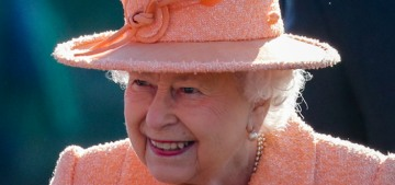 Wait, Queen Elizabeth will need to be evacuated in case of a 'hard Brexit'?