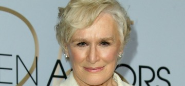 Glenn Close remains unbothered by her 'Oscar favorite' status at the age of 71