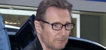 Liam Neeson's 'Cold Pursuit' red carpet premiere was canceled for racism