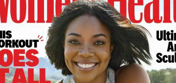 Gabrielle Union: The idea of surrogacy 'felt like surrendering to failure'