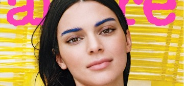 Kendall Jenner: 'I've cried endlessly for days because of things people have said to me'
