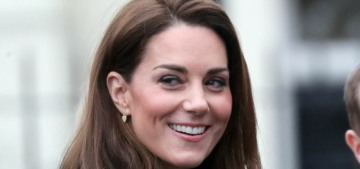 Duchess Kate threw a palace party for her mysterious new mental health campaign
