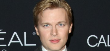 Ronan Farrow says the National Enquirer also tried to blackmail him