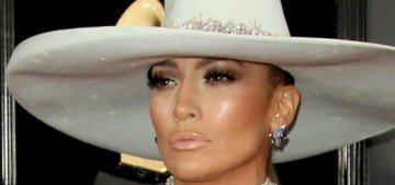 Jennifer Lopez was the centerpiece of the Grammys' Motown tribute, yikes