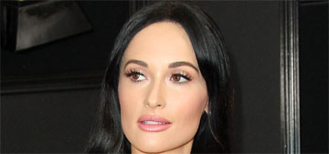 Kacey Musgraves wore beige Valentino to the Grammys, won four