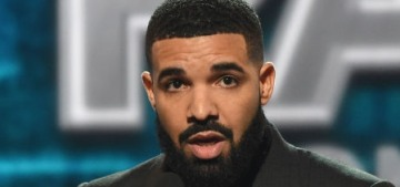 The Grammys tried to explain why they cut off Drake's speech mid-sentence