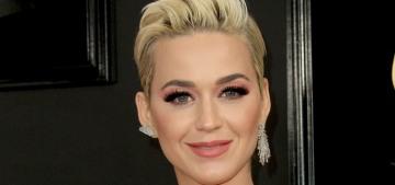 Katy Perry's budget fashion line made shoes which look like 'blackface'